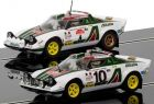 Scalextric 1/32, Lancia Stratos 1976 Rally Champions